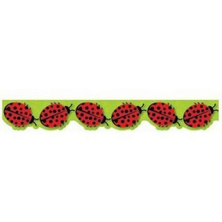 creative teaching press ctp5840 ladybugs border