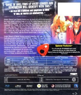 the runaways blu ray canadian release new blu ray original title the