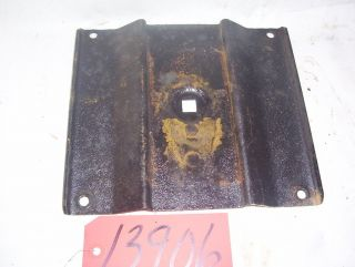 Cub Cadet 102 Seat Base Pan