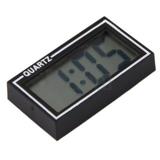 Digital Car Quartz Date Time Stand Clock Jumbo Display