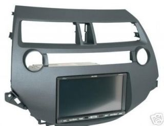 Honda Radio Stereo Double DIN Mount Dash Kit w Pocket
