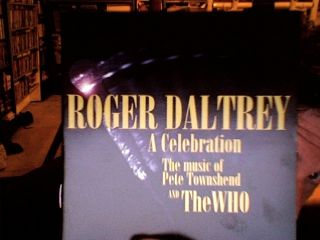 Celebration The Music of the Who by Roger Daltrey CD Aug 1994 House Of