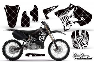 AMR Graphics Sticker Decal Kit YZ 125 250 YZ250 02 09 R