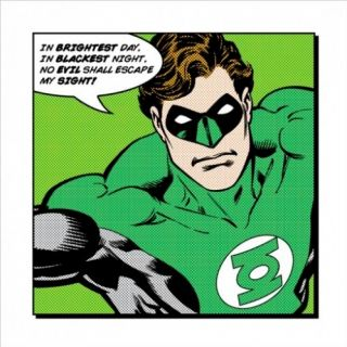 dc comics 16 print green lantern brightest day poster PYRppr45249