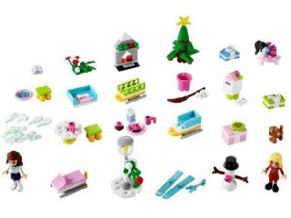 Lego® Friends Advent Calendar 3316 Year 2012 on Stock