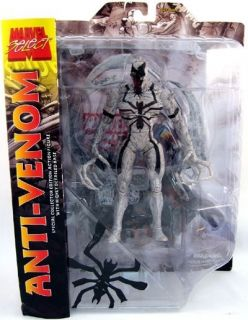 Diamond Select Toys Marvel Select Anti Venom Action Figure New