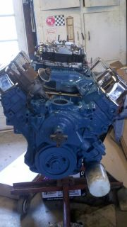 Dodge Chrysler Plymouth 400 CID Big Block Engine Mopar