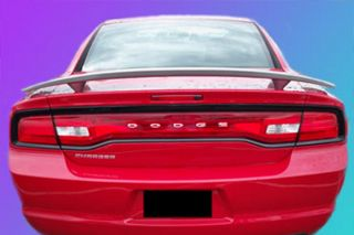 11 13 Dodge Charger   Original Style Rear Wing Car Spoiler, Bolt on