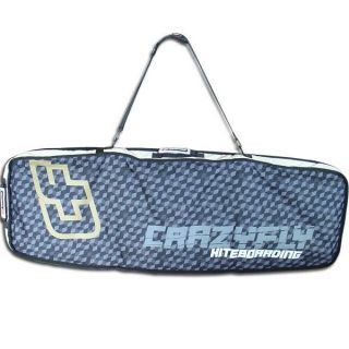 CrazyFly Kiteboarding Single Board Bag 155cm l Kiteboard Bag