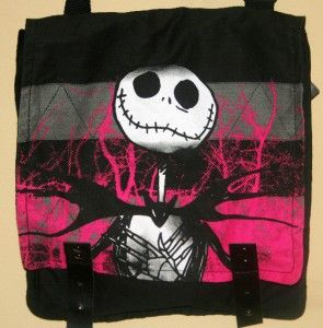 Nightmare Before Christmas New Messenger Purse Cross Body Bag Jack