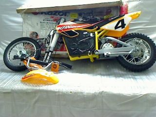 Razor MX650 Dirt Rocket Electric Motocross Bike $529.99 TADD