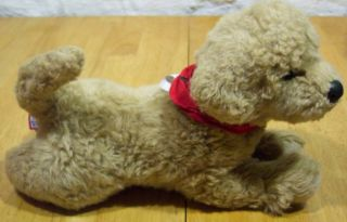 Douglas L L Bean Golden Retriever Dog Stuffed Animal