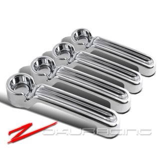 dodge nitro liberty wrangler chrome door handle covers new page 2