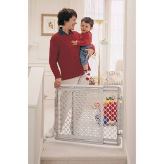 Stairway Safety Baby Pet Dog Gate Child Plastic Stair Case New