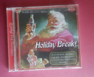 with Coca Cola Holiday Break (CD, Jul 2001, Direct Source