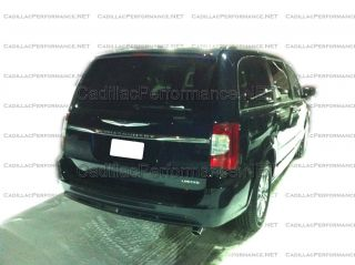 2011 2013 Dodge Caravan Chrysler Town Country Exhaust Tip