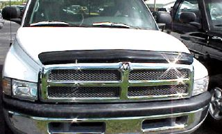 94 95 96 97 98 99 00 01 Dodge RAM Chrome Grill Emblem