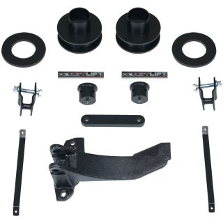 2516 Readylift 2 5 Leveling Lift Kit Ford Super Duty 2008 2010