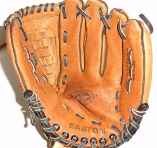 Easton Sandlot Series SL510 Youth Baseball Leather Glove Mitt Righty