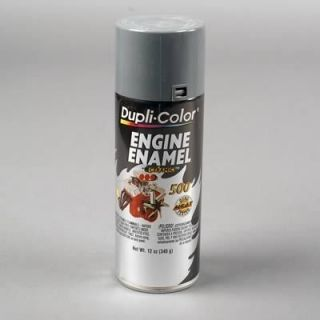 Dupli Color Paint Engine Enamel with Ceramic Resin Gloss New Ford Gray