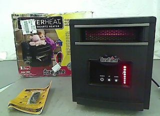 wholesale pallets duraflame 1500 watt infrared quartz heater