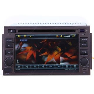 Hyundai azera Car GPS Navigation System DVD Player