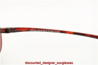 Maui Jim Sunglasses Sandy Beach MJ R408 10 Tortoise Frame Rose