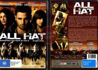 All Hat Racehorse Thoroughbred Horse Racing New DVD 9338176004425