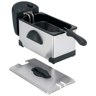 Brand New 3qt Electric Deep Fryer $99 Dollar Value