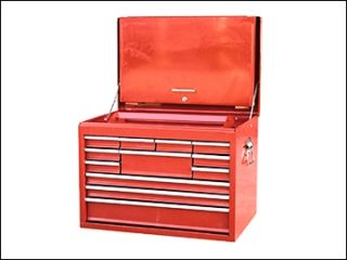 Faithfull Toolbox Top Chest Cabinet 12 Drawer
