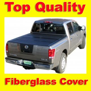 Fiberglass Hard Tonneau Bed Cover 08 12 F150 Pickup Truck 6 5 78