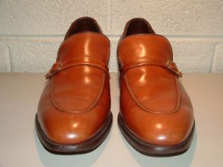 Mens Allen Edmonds Fairfax Loafers Shoes 12 1 2 B