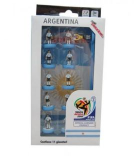 Total Soccer Argentina Team South Africa 2010 FIFA World Cup