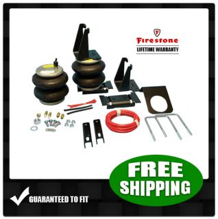 Firestone 2176 Ride Rite Air Bag Kit Rear Ford F350 F450 Chevy C3500