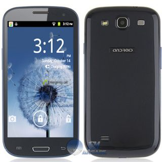 description feature unlocked dual gsm card smart cell phone i9300