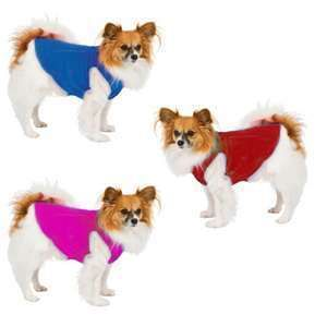 Fashion Pet Polar Fleece Dog Vest Coat Choose Size and Color