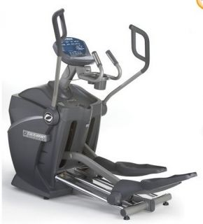 Fitness 4500 Pro Commercial Grade Elliptical with Adjustable Stride
