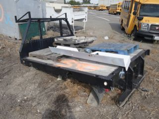 Stake Truck Bed from 1990 Ford F350 not A Factory Bed