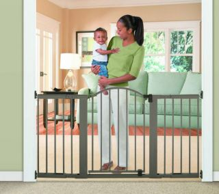 Summer Infant 6 Foot Extra Tall Metal Child Safety Gate