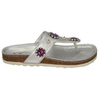 Kids   Girls   Silver   Sandals