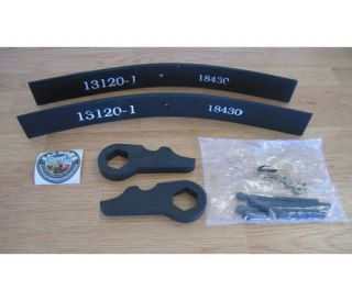 Ford Ranger Explorer 3 Front Rear Lift Kit 98 11 4WD