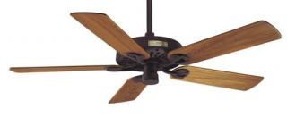 Hunter Outdoor Original 52 Ceiling Fan Model 22282 in New Bronze with