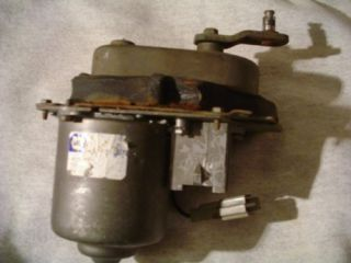 Ford Aerostar Van 1987 Windshield Wiper Motor Napa Repl