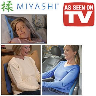 New Miyashi Back Support Massage Pillow as Seen on TV