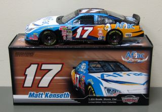 Matt Kenseth NASCAR 17 2007 Ford Diecast Car 1 24