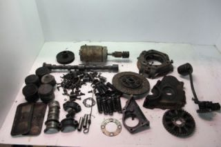 ford 9n tractor parts off teardown 2070