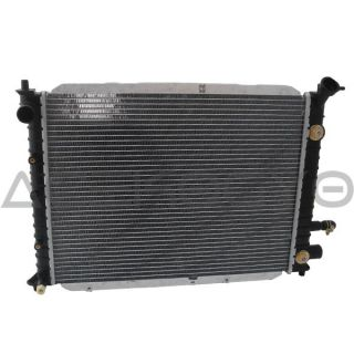1998 2003 Ford Escort ZX2 2 0 L4 DOHC Auto Aluminum Cooling Radiator