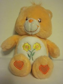 Friend Bear Care Bears Talking Singing Plush 2003 Play Along