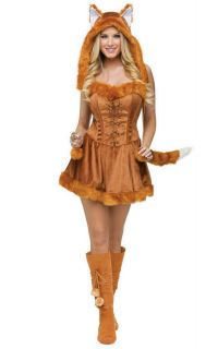 Sexy Foxy Lady Adult Costume 121724
