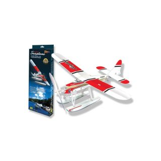 Rydersredwing Sea Plane Flying Model Toy Rubber Band Powered